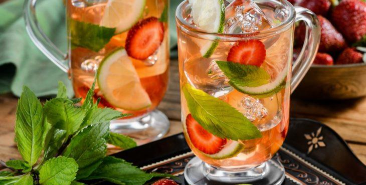 Холодный чай вреден и опасен для здоровья