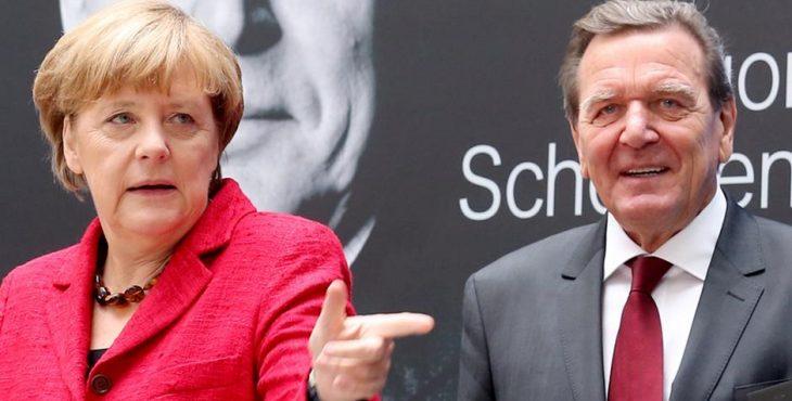 Триумфальное возвращение: составит ли Герхард Шредер конкуренцию Меркель?