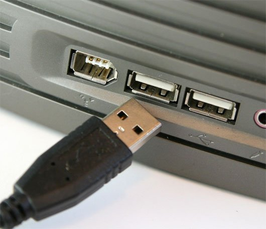 Как сделать порт на ноутбуке 614