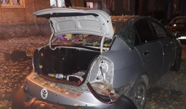 Покушение на Мосийчука, взрыв в центре Киева — последние новости расследования, фото и видео с места событий