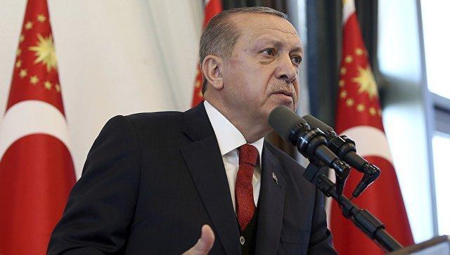 Турции ненужно членство в EC - Эрдоган