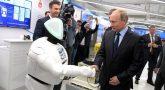 США купили 40 роботов у «страны-бензоколонки»