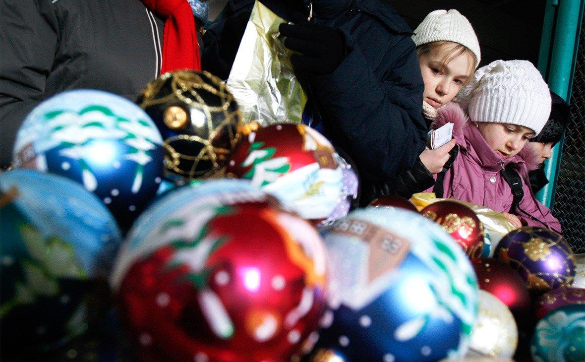 Украинские власти объявили 25декабря выходным днем