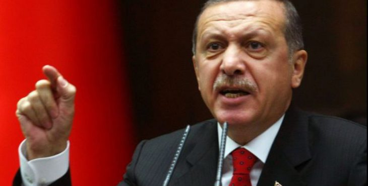 Ёрдоган предрек войну Ђмежду крестом и†полумес¤цемї