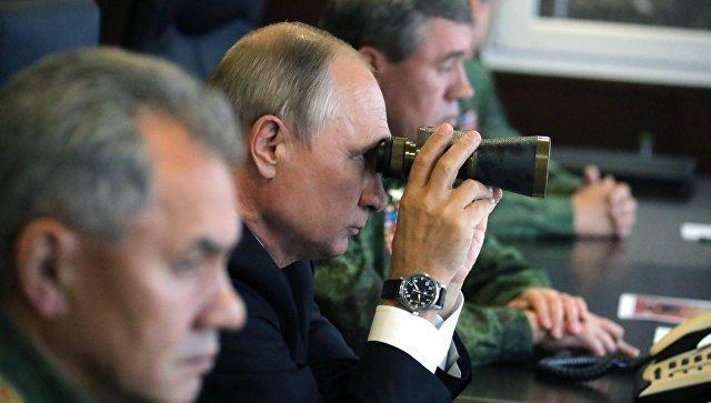 Все учреждения должны быть готовы кпроизводству военной продукции— Путин