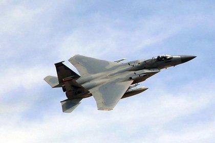 Неопознанный самолет ушел отистребителей внебе над США