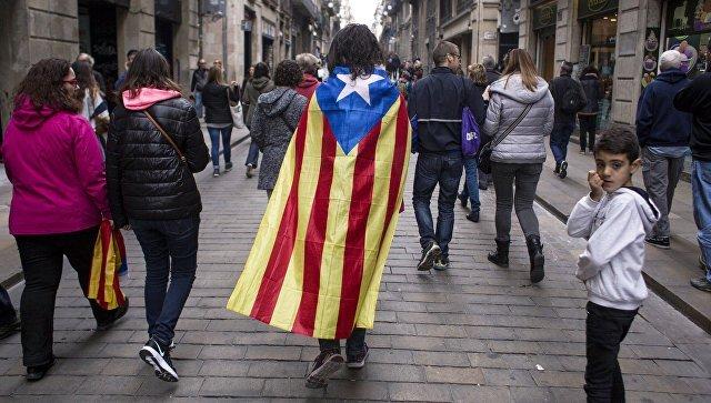 Кризис вКаталонии: вБрюсселе обсудят воздействие Российской Федерации