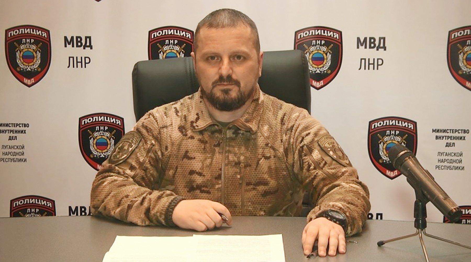 Корнет: Заговорщики едва невернули ЛНР всостав Украины