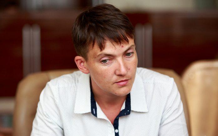 Савченко прокомментировала введение визового режима между государством Украина иРоссией