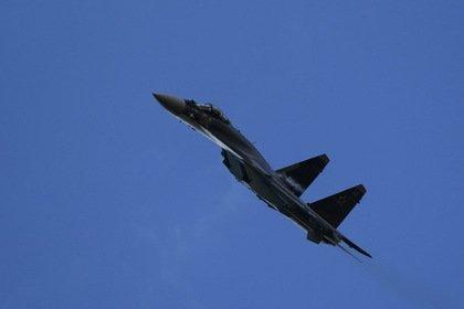 ВПентагоне выразили обеспокоенность из-за сближения русских Су-25 сF-22