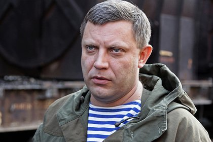 Захарченко поведал  опополнении армии ДНР иЛНР перебежчиками изВСУ