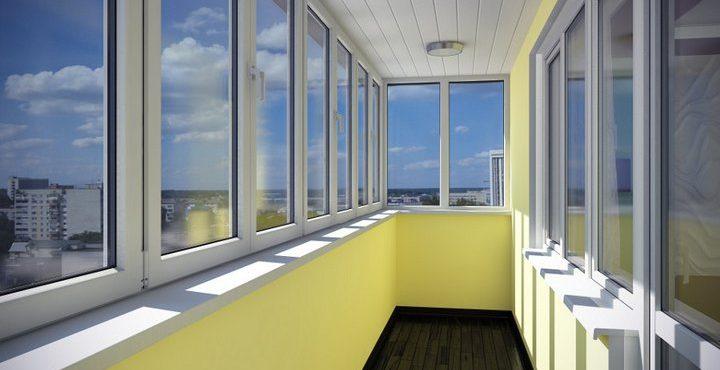 Лоджии,балконы в городе вологде. цена 100 рублей.