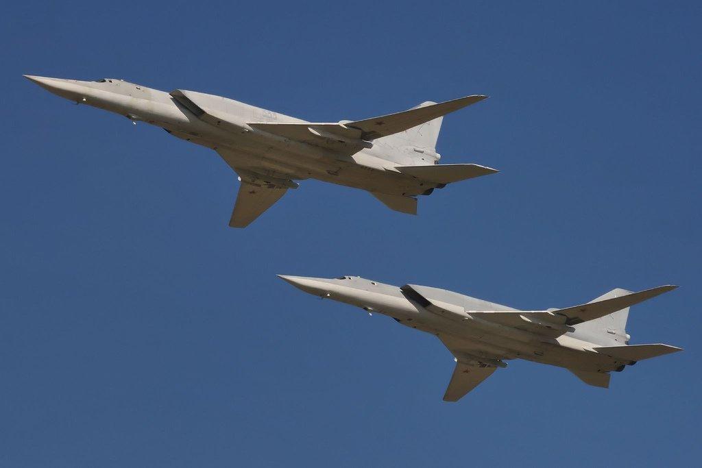 Русский самолет нарушил воздушное пространство Финляндии