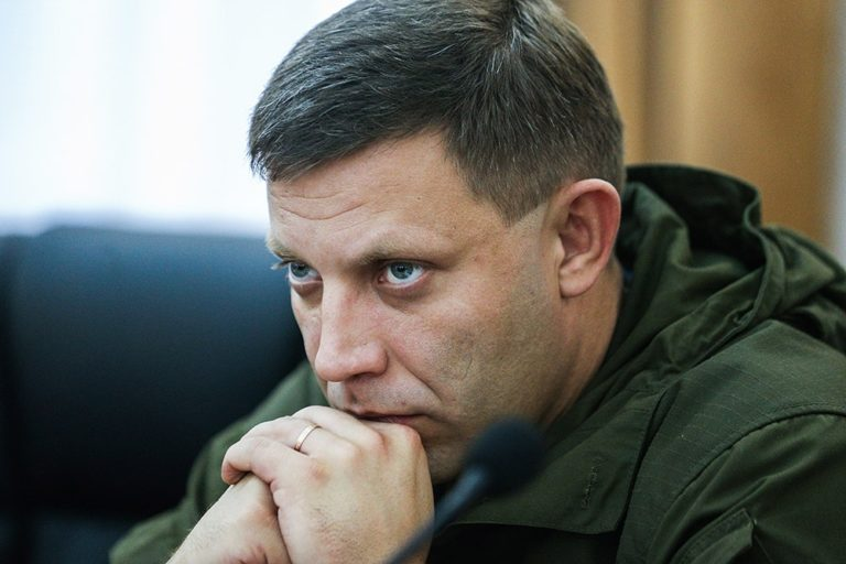 Захарченко: ожидайте батальон «Свободный Харьков»