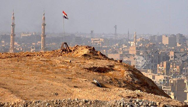 Новости Сирии. Сегодня 14 января 2018