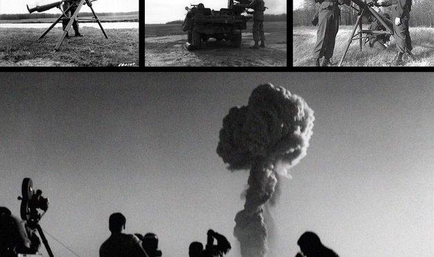 «Маленький Лесоруб I» — американский ядерный миномет