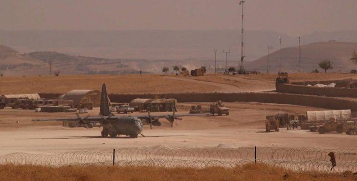 Сирия готова забрать у американцев базу в Хомсе: ИГ разбито — чем США объяснят свое пребывание в САР
