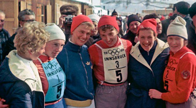 Рождение великих легенд: как сборная СССР разрывала всех на зимних Олимпийских играх