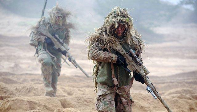 ВЭстонии стартуют учения сучастием военнослужащих НАТО