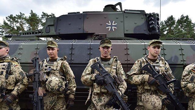 СМИ узнали, что ФРГ нехватает танков для участия воперациях НАТО