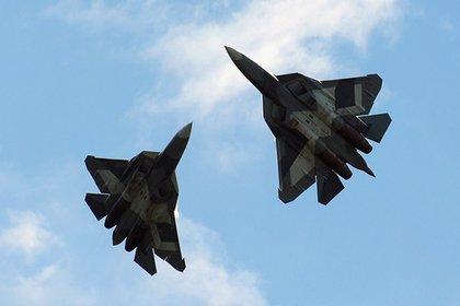 ВПентагоне прокомментировали сообщения опереброске Су-57 вСирию