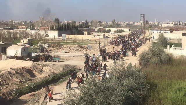 Новости Сирии. Сегодня 21 марта 2018
