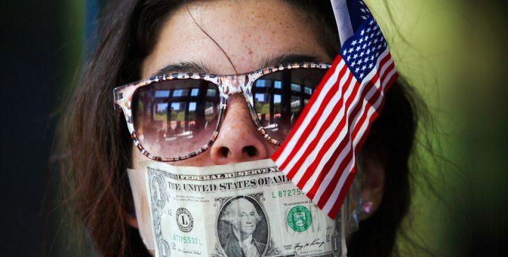 Америка уронит рубль