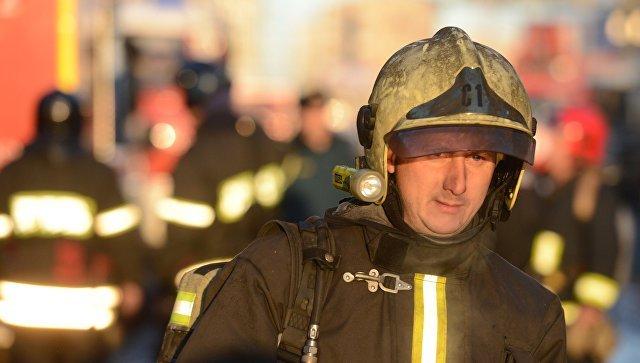 949ba00b4265 В Архангельске загорелся ТЦ «Фокус» — последние новости, фото и видео с  места события