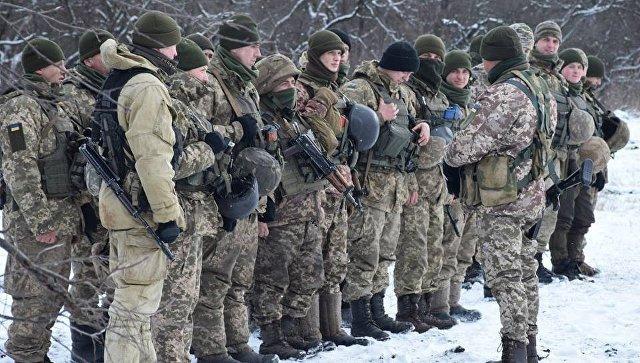 ВДонбассе облегчили режим пересечения линии разграничения