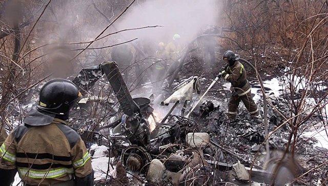 Вся правда о крушении Ми-8 в Хабаровске — хроника событий, последние новости расследования, фото и видео с места событий