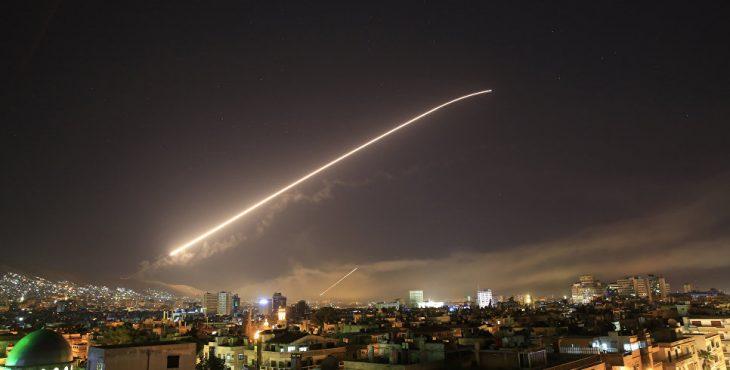 Ракетный удар США по Сирии — прямая трансляция, последние новости, хроника событий, фото и видео