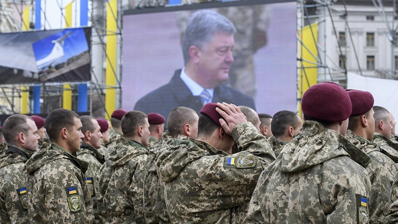 Муженко объявил опрограмме внедрения украинских военных традиций вармии