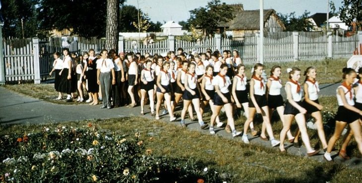 Как наши предки жили в СССР полвека назад (Фото)