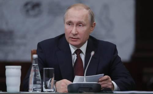 Путин призвал не допустить снижения зарплат в регионах при формировании бюджетов
