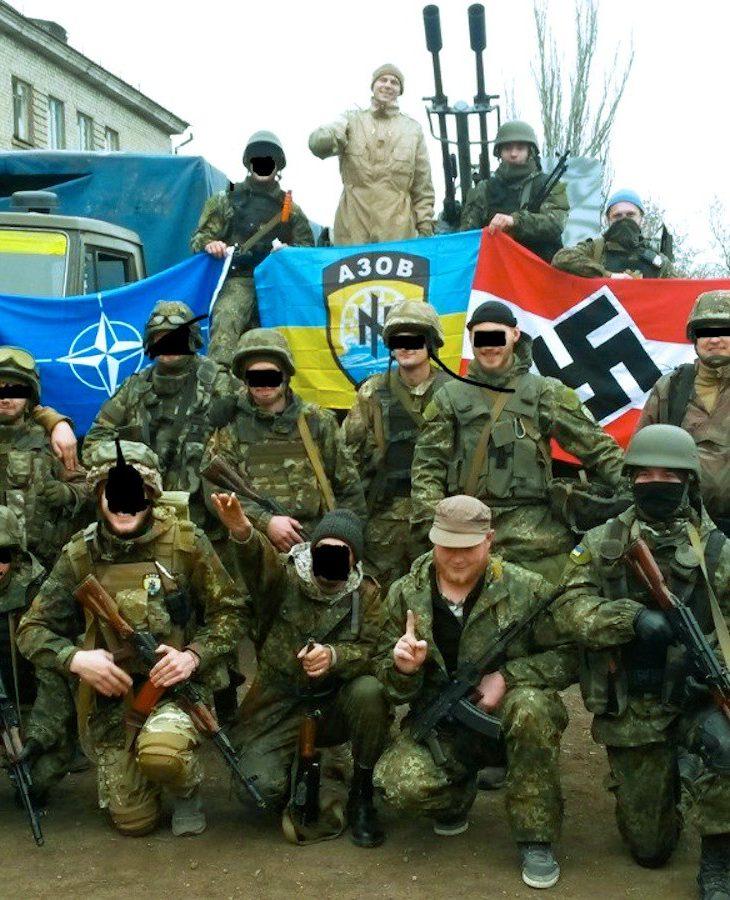 Украину оскорбили слова о гражданской войне на Донбассе