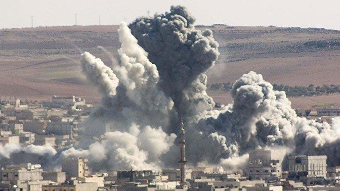 Коалиция намерена нанести удары по гособъектам Сирии после провокации в Дейр-эз-Зоре