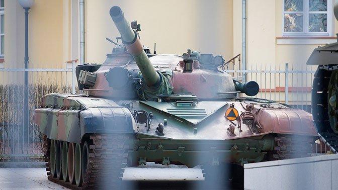 В Польше решили вернуть в армию танки Т-72