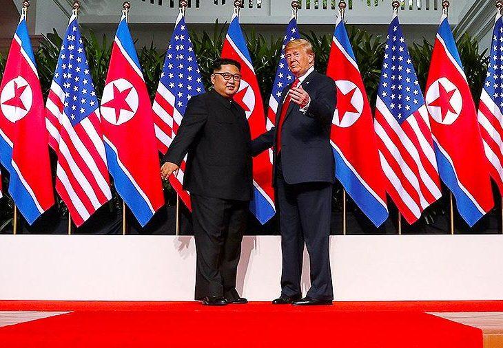 Вашингтон пытается перехитрить агрессивный Пхеньян