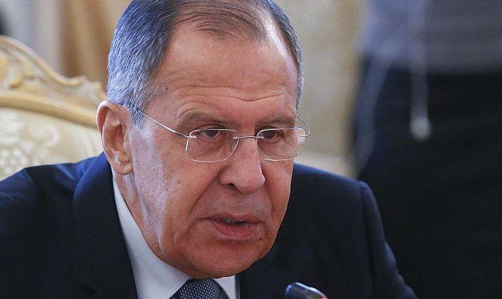 Сергей Лавров «разделал под орех» власти США и Украины