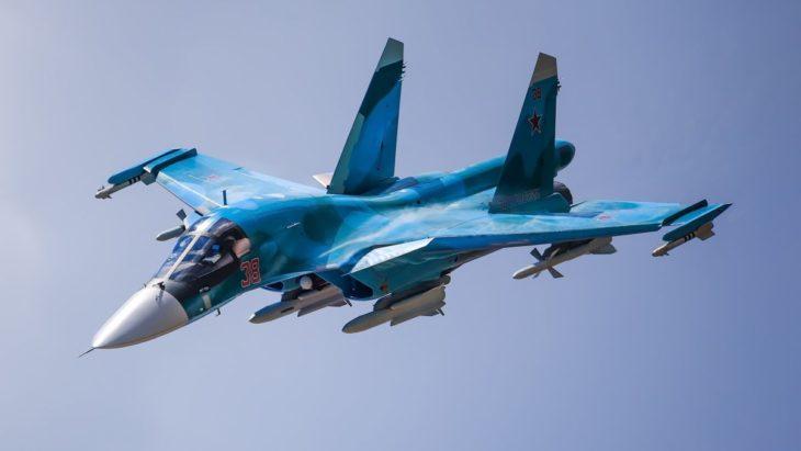 Су-34 является лучшим истребителем-бомбардировщиком в мире
