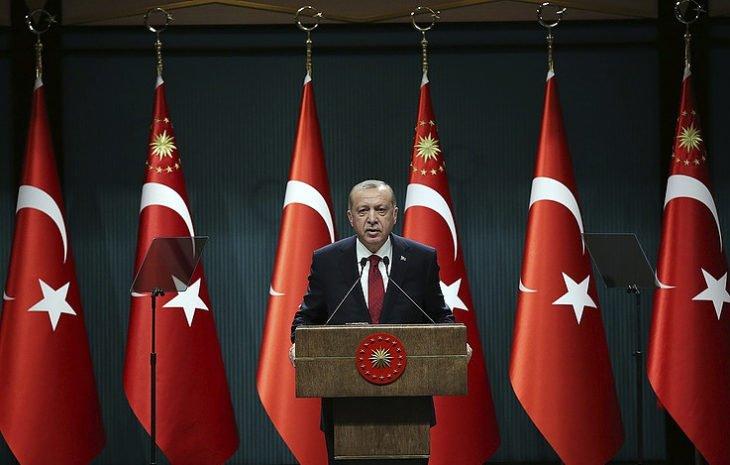 ЦИК Турции анонсировал победу Эрдогана на президентских выборах