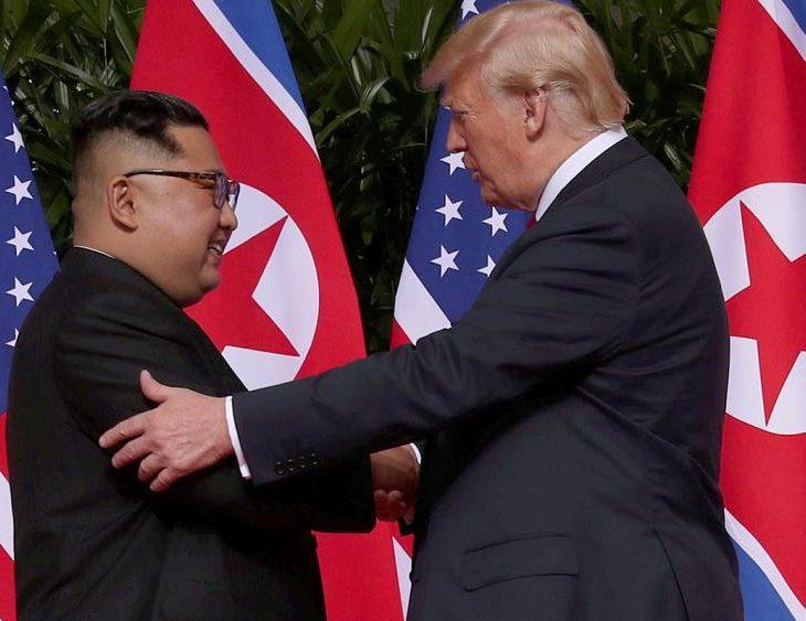 Трамп заявил, что угрозы со стороны КНДР больше нет