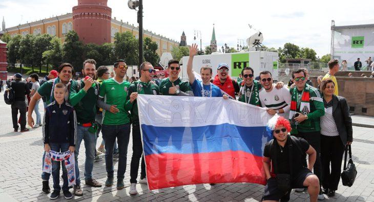 Москва глазами журналиста Washington Post – ожидание и реальность