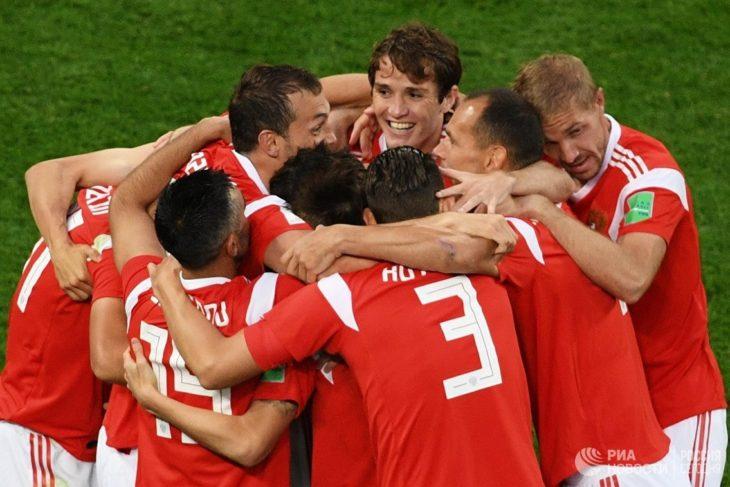 Германские СМИ извинились за свои прогнозы относительно сборной России