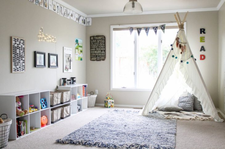 10 полезных советов по ремонту детской комнаты