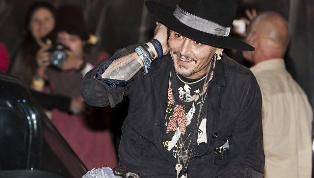 Джонни Депп рассказал как стал банкротом, и потерял все свое состояние
