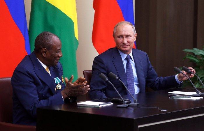 Африка открыта для сотрудничества с Россией