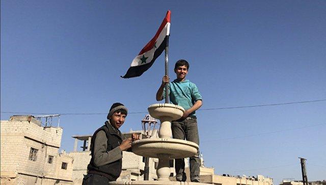 Новости Сирии. Сегодня 12 июня 2018