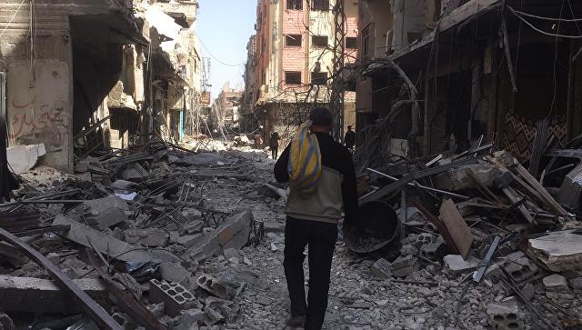 Новости Сирии. Сегодня 11 июня 2018