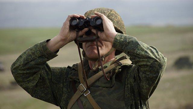 Украинские силовики открыли огонь по ЛНР